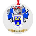 Bruckstein Round Ornament