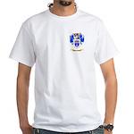 Bruckmann White T-Shirt