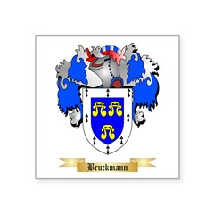 Bruckmann Square Sticker 3