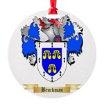 Bruckman Round Ornament
