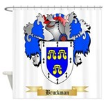 Bruckman Shower Curtain