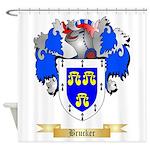 Brucker Shower Curtain