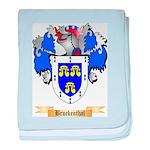 Bruckenthal baby blanket