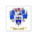 Bruckental Square Sticker 3