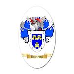 Bruckental 35x21 Oval Wall Decal