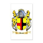 Bruck 20x12 Wall Decal