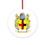 Bruck Ornament (Round)