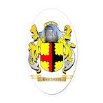 Bruchmann Oval Car Magnet