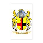 Bruchmann Sticker (Rectangle)