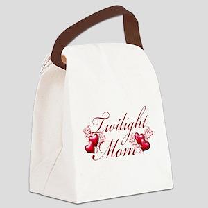 Twilight Mom Canvas Lunch Bag