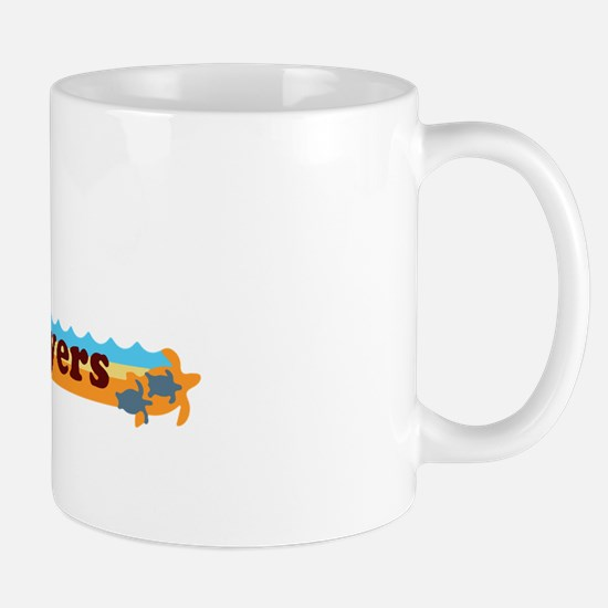 Fort Myers - Beach Design. Mug