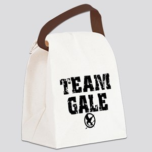 Team Gale (distress) copy Canvas Lunch Bag