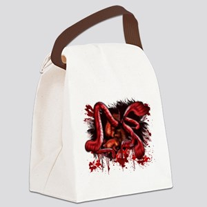 Spill your Guts Canvas Lunch Bag
