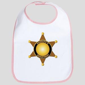 Sheriff's Department Badge Bib