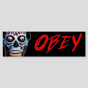 Obey Sticker (Bumper)