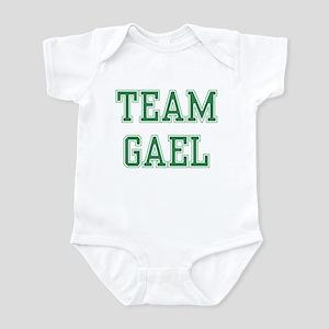 TEAM GAEL  Infant Bodysuit