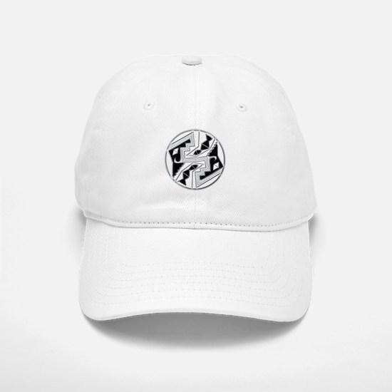 Mimbres Design 4 Baseball Baseball Cap