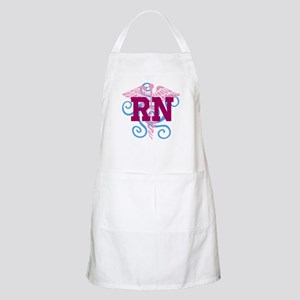 RN swirl Apron