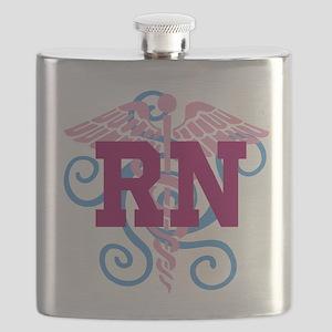 RN swirl Flask