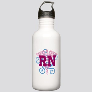 RN swirl Water Bottle
