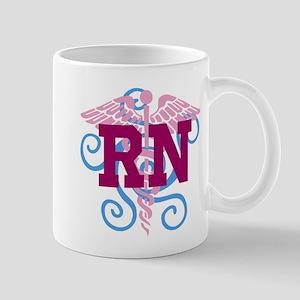 RN swirl Mug