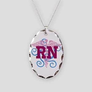 RN swirl Necklace