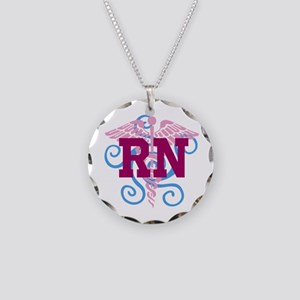 RN swirl Necklace