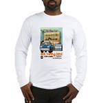 Old Blue Car Poster Tee Long Sleeve T-Shirt
