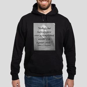 Garfield - Nobody But Radicals Sweatshirt