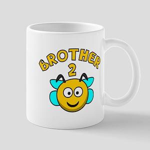 Brother 2 Bee Mug