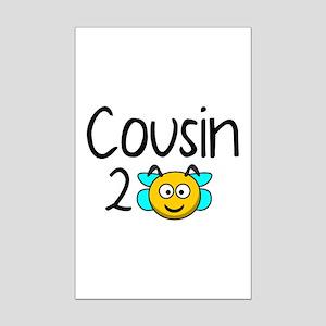 Cousin 2 Bee Mini Poster Print