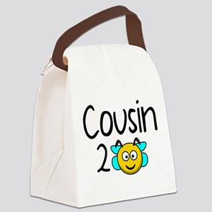 Cousin 2 Bee Canvas Lunch Bag