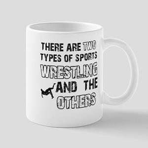 Wrestling designs Mug
