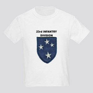 23RD INFANTRY DIVISION Kids T-Shirt