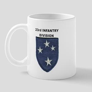 23RD INFANTRY DIVISION Mug