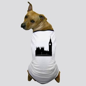 London silhouette Dog T-Shirt