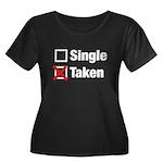 Taken Plus Size T-Shirt