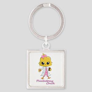 Phlebotomy Chick Keychains