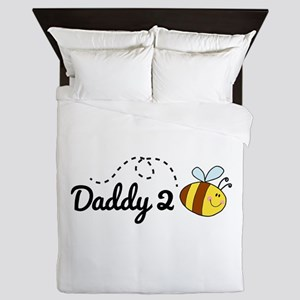 Daddy 2 Bee Queen Duvet