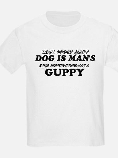 Guppy pet designs T-Shirt