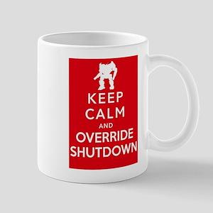 Mechwarrior Shutdown Mug