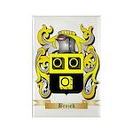Brozek Rectangle Magnet (100 pack)