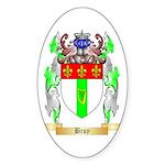 Broy Sticker (Oval 10 pk)
