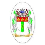 Broy Sticker (Oval 50 pk)