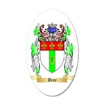 Broy 35x21 Oval Wall Decal