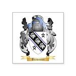 Brownson Square Sticker 3