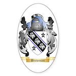 Brownson Sticker (Oval)