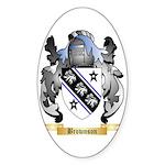 Brownson Sticker (Oval 50 pk)