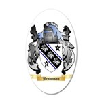 Brownson 35x21 Oval Wall Decal