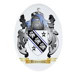 Brownson Ornament (Oval)